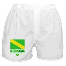 Nitrox Diver Boxer Shorts
