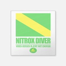 Nitrox Diver Sticker