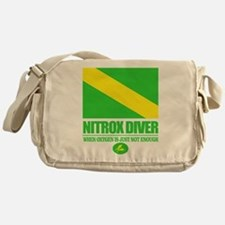 Nitrox Diver Messenger Bag