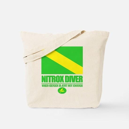 Nitrox Diver Tote Bag