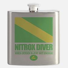 Nitrox Diver Flask