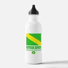 Nitrox Diver Water Bottle