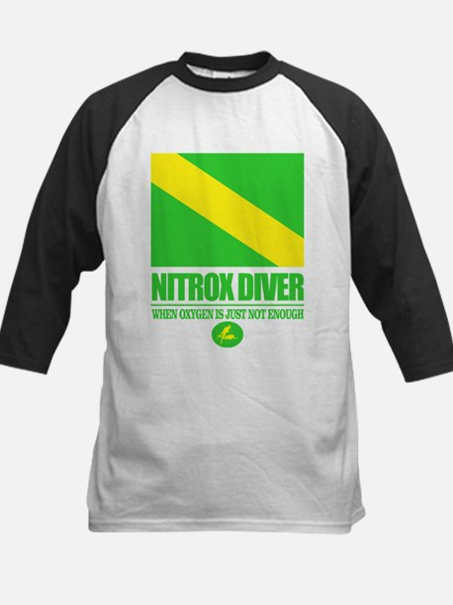 Nitrox Diver Baseball Jersey