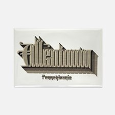 Pennsylvania Rectangle Magnet
