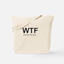 WTFood Tote Bag