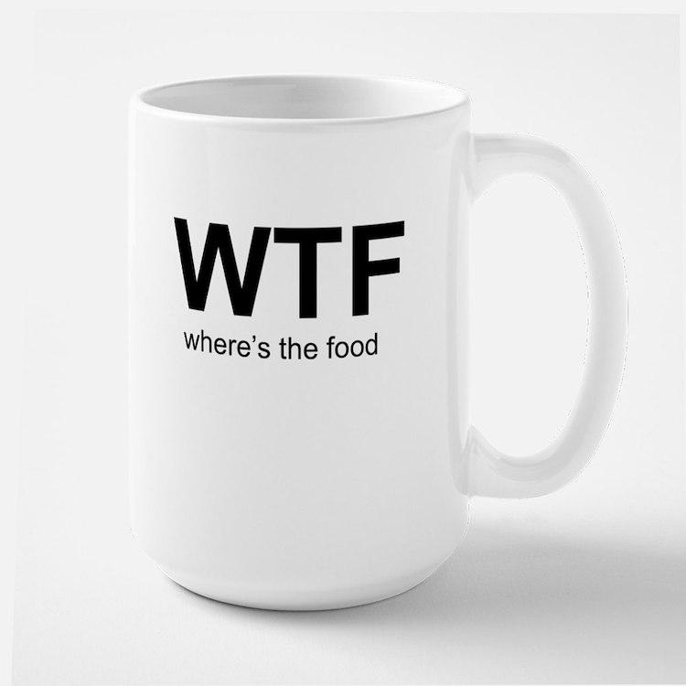 WTFood Mug