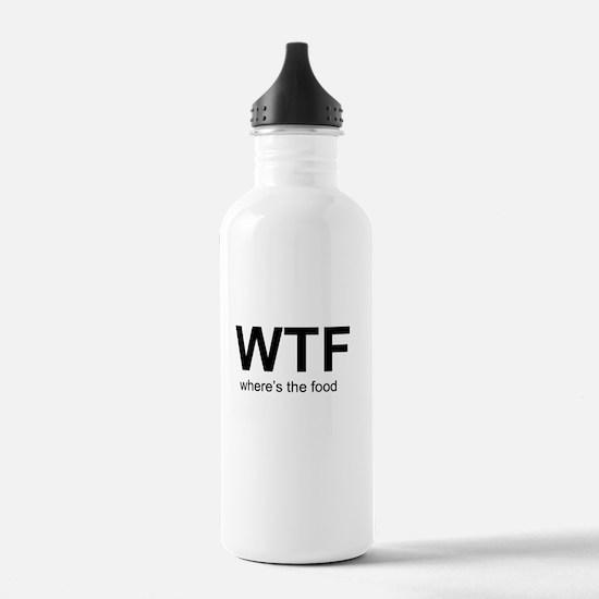WTFood Water Bottle