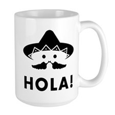 Mexican Mustache Mug