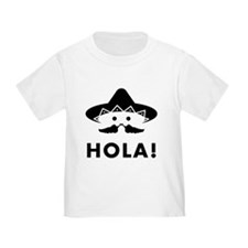 Mexican Mustache T
