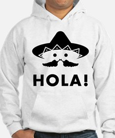 Mexican Mustache Hoodie