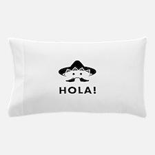 Mexican Mustache Pillow Case