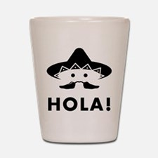Mexican Mustache Shot Glass