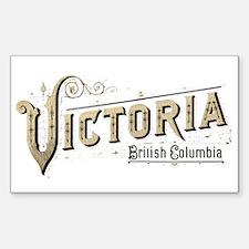 Victoria BC Decal