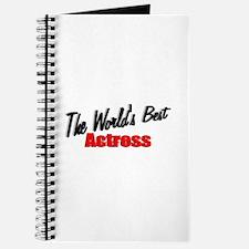 """The World's Best Actress"" Journal"
