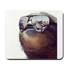 million dollar sloth Mousepad