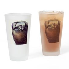 million dollar sloth Drinking Glass