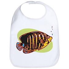 Butterfly Fish Bib
