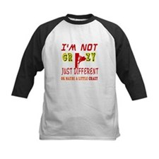 I'm not Crazy just different Rock Climbing Tee
