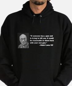 Quoteables - Dalai Lama Hoodie