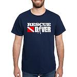 Rescue Diver 3 (blk) T-Shirt