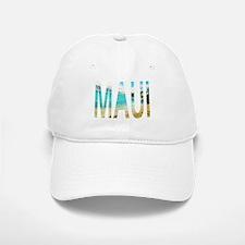 Maui Baseball Baseball Baseball Cap