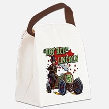 Hot Rod Lincoln Canvas Lunch Bag