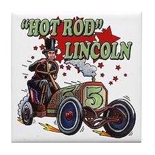 Hot Rod Lincoln Tile Coaster
