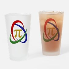 Cute Atomic number Drinking Glass