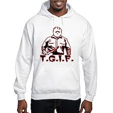 T.G.I.F. Hoodie Sweatshirt