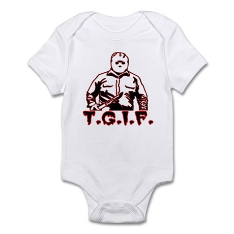 T.G.I.F. Infant Bodysuit