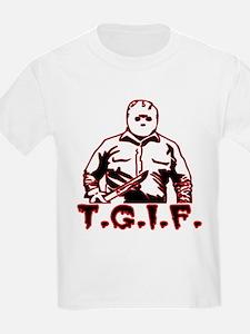 T.G.I.F. Kids T-Shirt