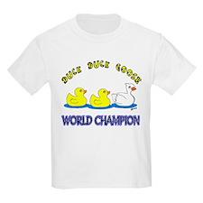 Duck Duck Goose Game T-Shirt
