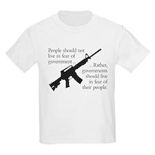 Peaple Should Not Fear T-Shirt