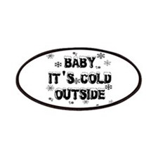Baby, It's Cold Outside Patches