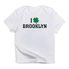 Cute I wish i was irish Infant T-Shirt