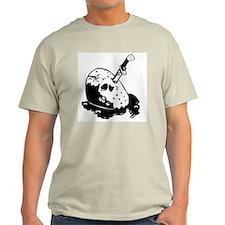 HAHAHA KILL KILL KILL Ash Grey T-Shirt