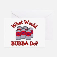 What Would Bubba Do? Greeting Cards (Pk of 10)