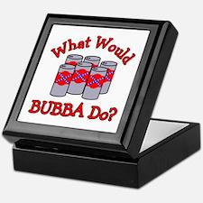 What Would Bubba Do? Keepsake Box
