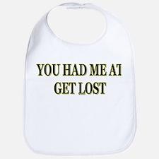 Get Lost Bib