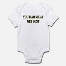 Get Lost Infant Bodysuit