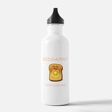 Fn Love Toast! Water Bottle