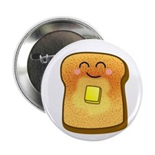 """Fn Love Toast! 2.25"""" Button"""