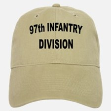 97TH INFANTRY DIVISION Baseball Baseball Cap