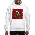 Christmas Bear Hooded Sweatshirt