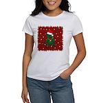 Christmas Bear Women's T-Shirt