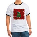 Christmas Bear Ringer T