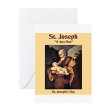 St.Joseph Day Greeting Cards