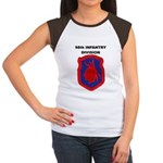 98TH INFANTRY DIVISION Women's Cap Sleeve T-Shirt