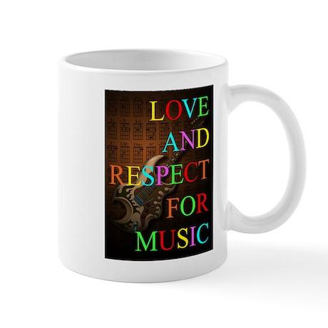 KuuMa Guitar Love 04 Mug