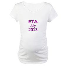 ETA July 2013-Pink Shirt